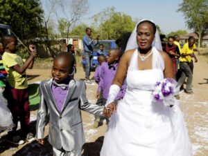 9-year-old-boy-kisses-a-62-year-old-woman-as-they-got-married-in-south-africa-see-wedding-photos-4