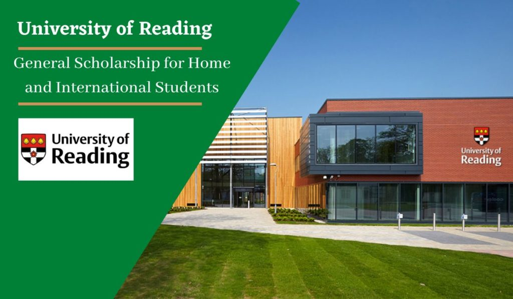 EU Bursary at University of Reading, UK